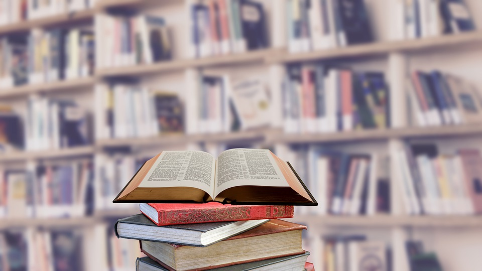 Free photo Library Open Books Book Stack Pile Knowledge - Max Pixel