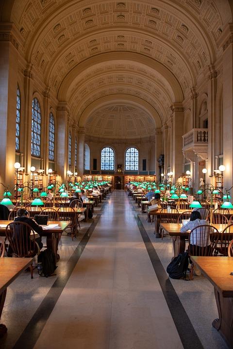 Library, Study, Read, Knowledge, Literature, Books