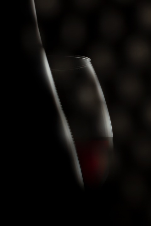 Wine, Red Wine, Lichtspiel, Poster, Lobby, Decorative