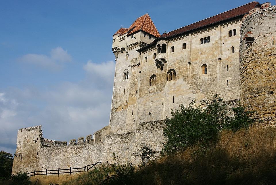 Liechtenstein, Castle, Moravia