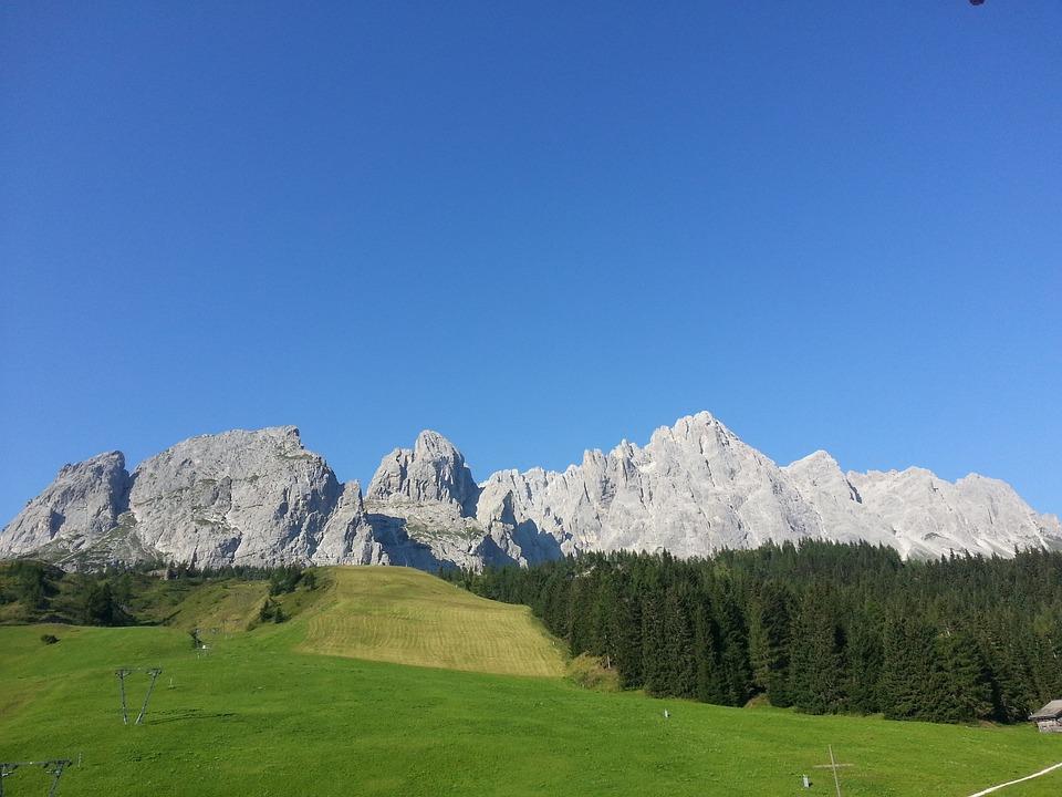 Nature, Mountains, Lienz Dolomites