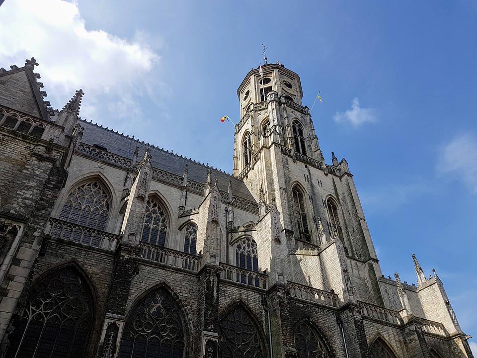Sint Gummarus Church, Lier, Belgium, Religion, Church