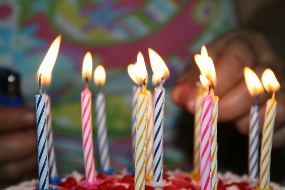Candle, Birthday, Life