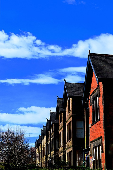 Houses, Home, Housing, Life, Privacy, Architecture, Sky