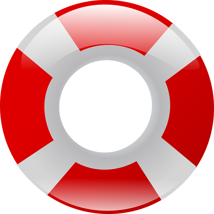 Lifesaver, Life Ring, Life Preserver, Flotation Device
