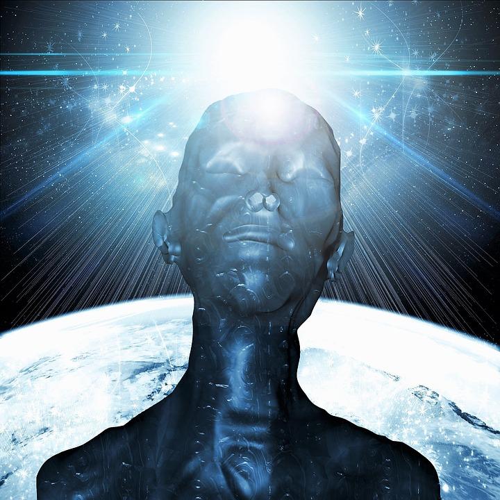 Alien, Light, Atmosphere, Aliens, Lights, Artificial