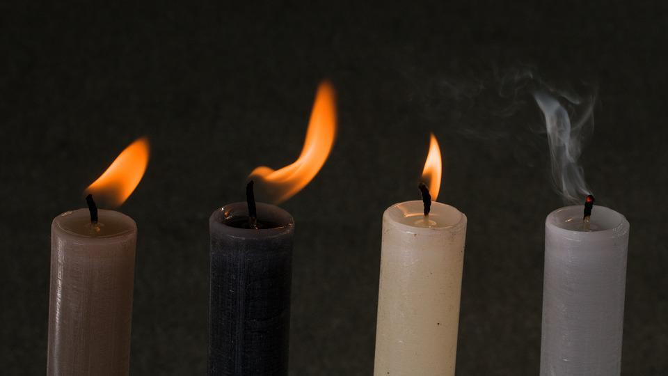 Candles, Light, Candlelight, Atmospheric