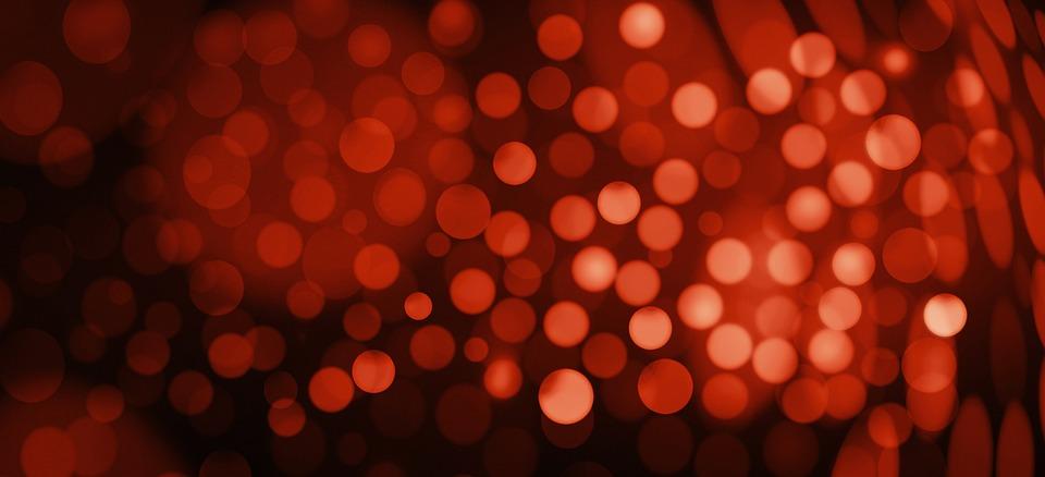Light, Circle, Lights, Points, Background, Bokeh
