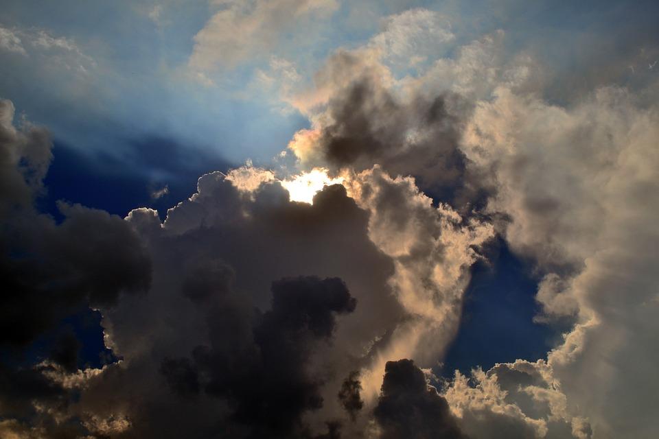 Sky, Light, Cloudy, Miracle, Beauty, Beautiful, Sun