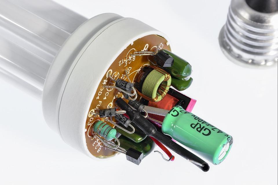Light Bulb, Sparlampe, Lighting, Light, Bulbs, Fragile