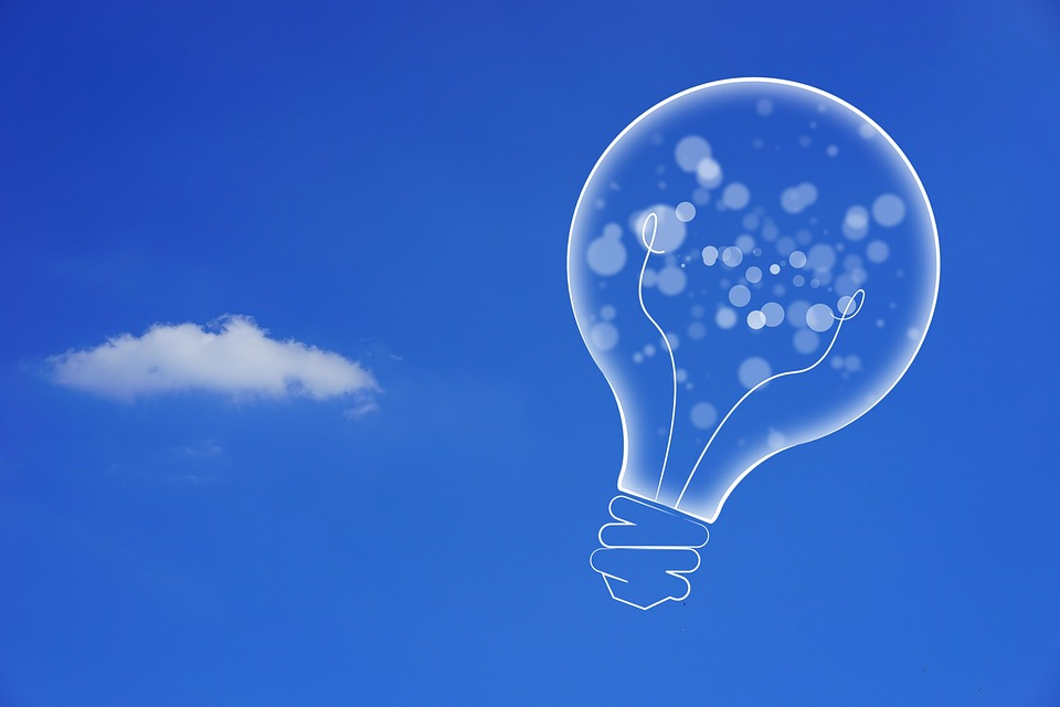 Idea, Light Bulb, Enlightenment, Incidence, Creativity