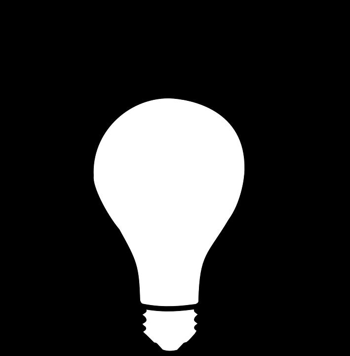 Idea, Light, Light Bulb, Electric Bulb, Lamp, Bulb