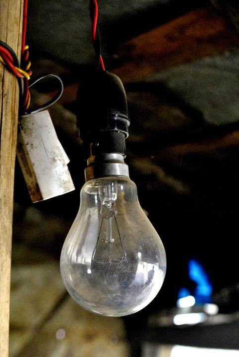 Light Bulb, Electric Light, Bulb, Light, Electricity