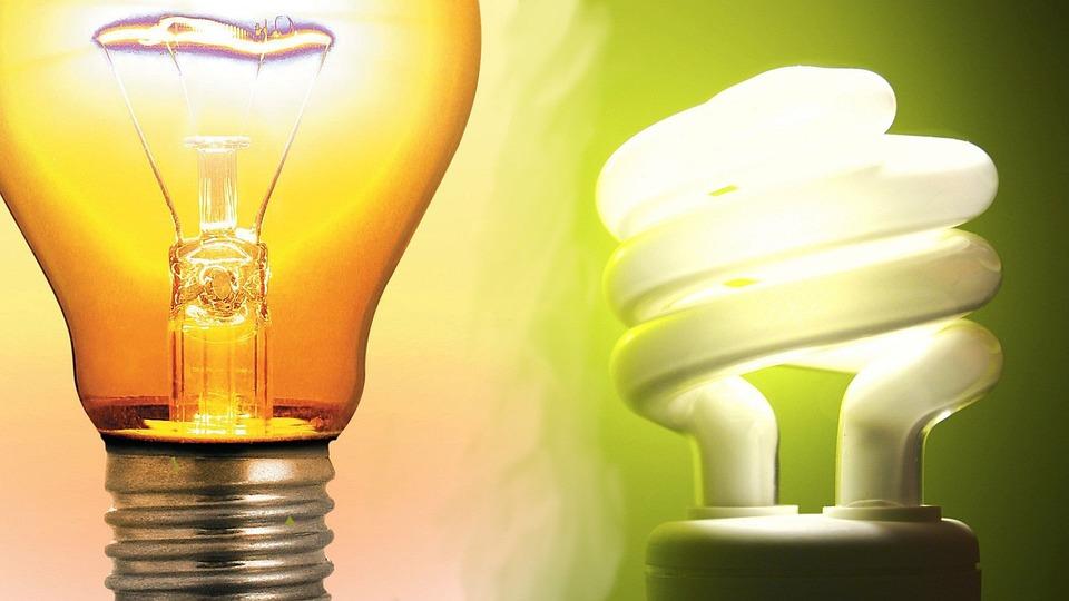 Light, Light Bulb, Lamps