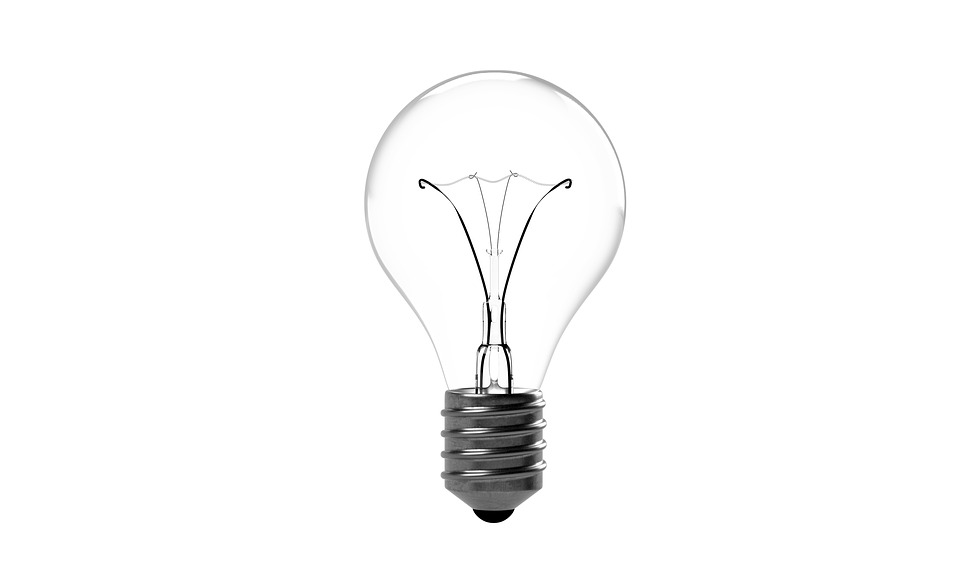 Free photo light bulb lightbulb energy idea power for Innovative product ideas not yet invented