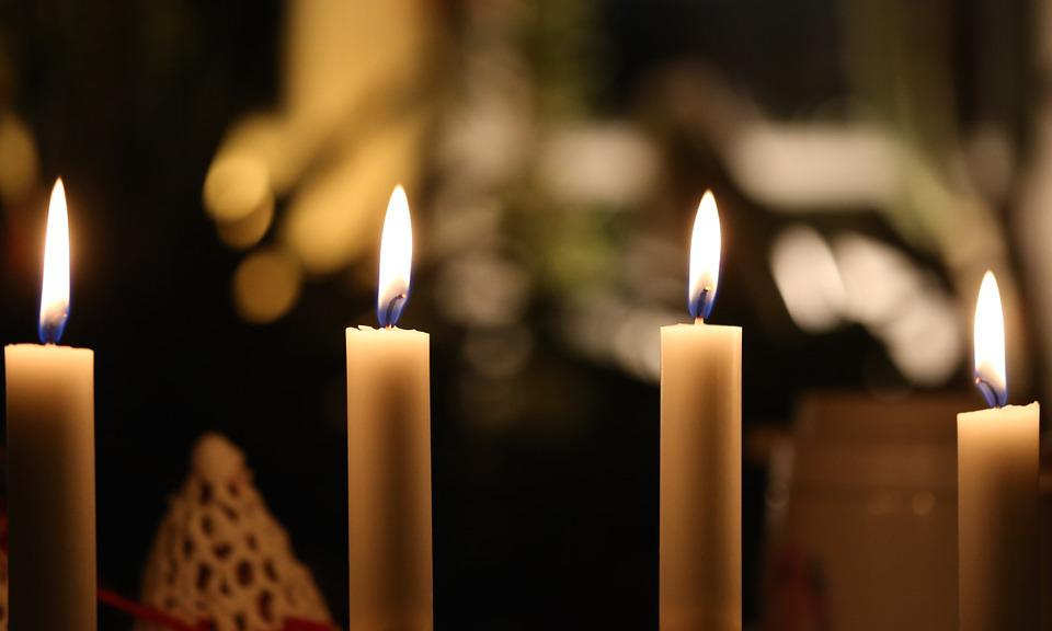 Light, Candles, Low, Christmas, Burn, Advent