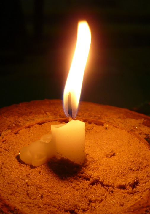 Candle, Light, Atmosphere, Candlelight