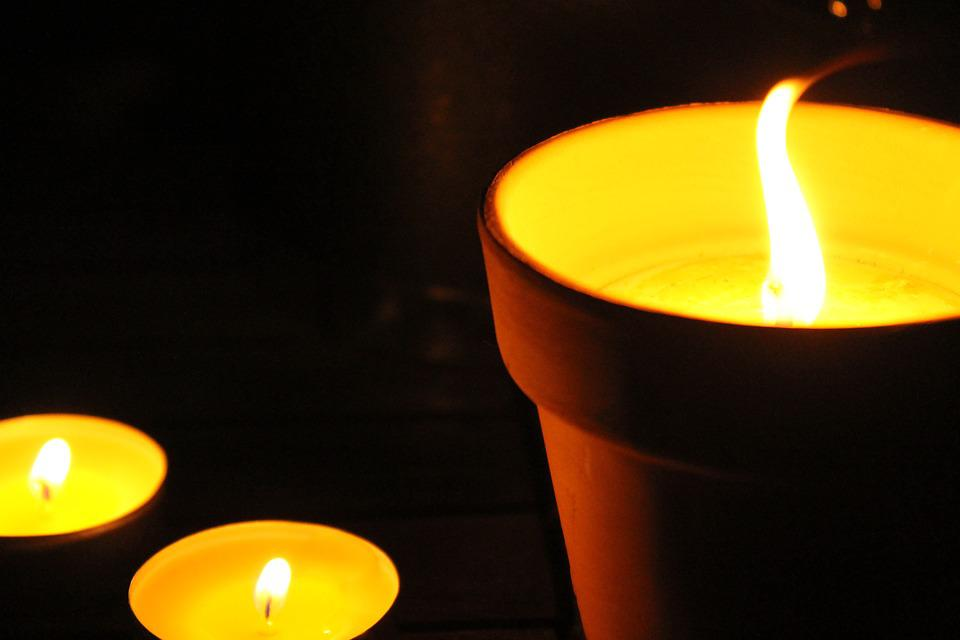 Candles, Light, Flame, Yellow, Evening, Night, Wax