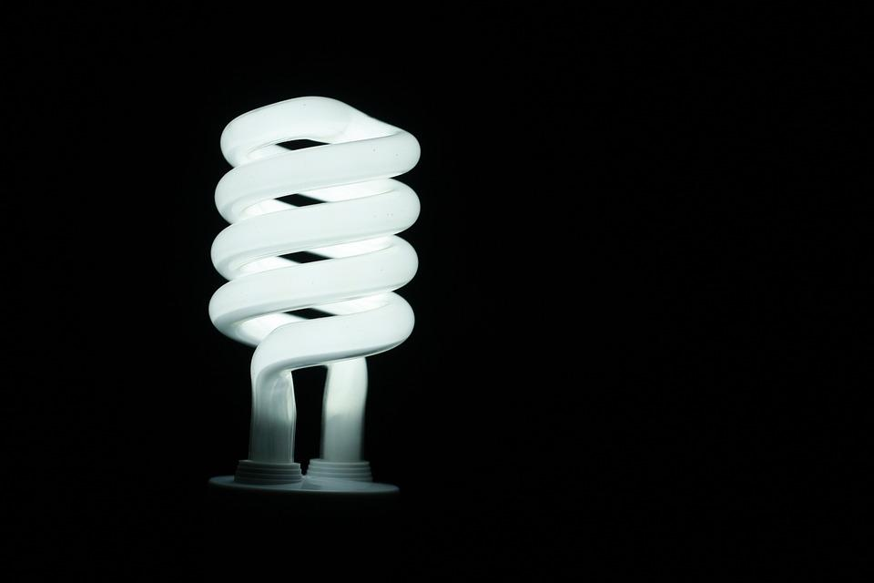 Light, Bulb, Energy, Bright, Electricity, Glass, Glow