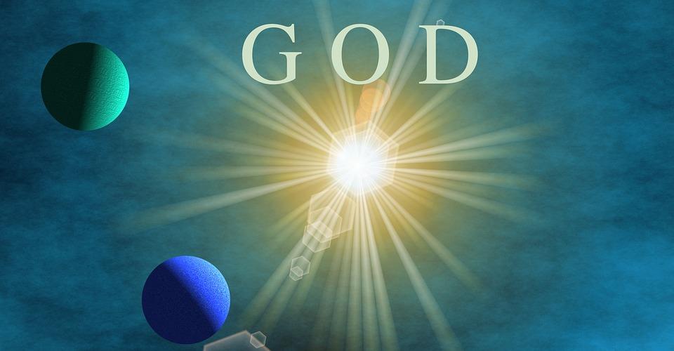 God, Bright, Sun, Religion, Cosmos, Planet, Light