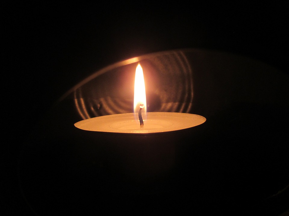 Tealight, Candle, Light, Light In The Dark, Hope
