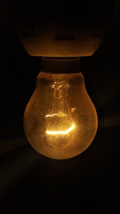 Bulb, Light, Energy, Electricity, Innovation, Glass