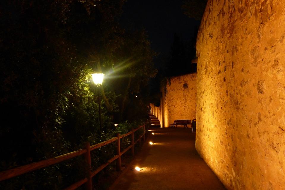 Light, Lamp, Historic Street Lighting, Lantern