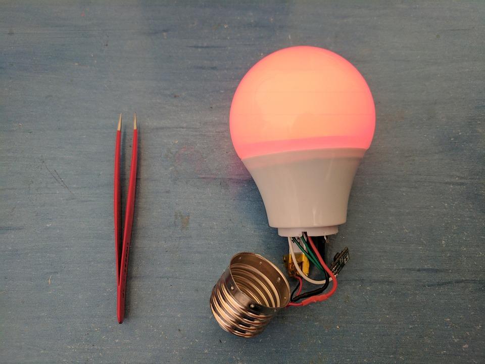 Bulb, Electronics, Iot, Lamp, Light, Technology