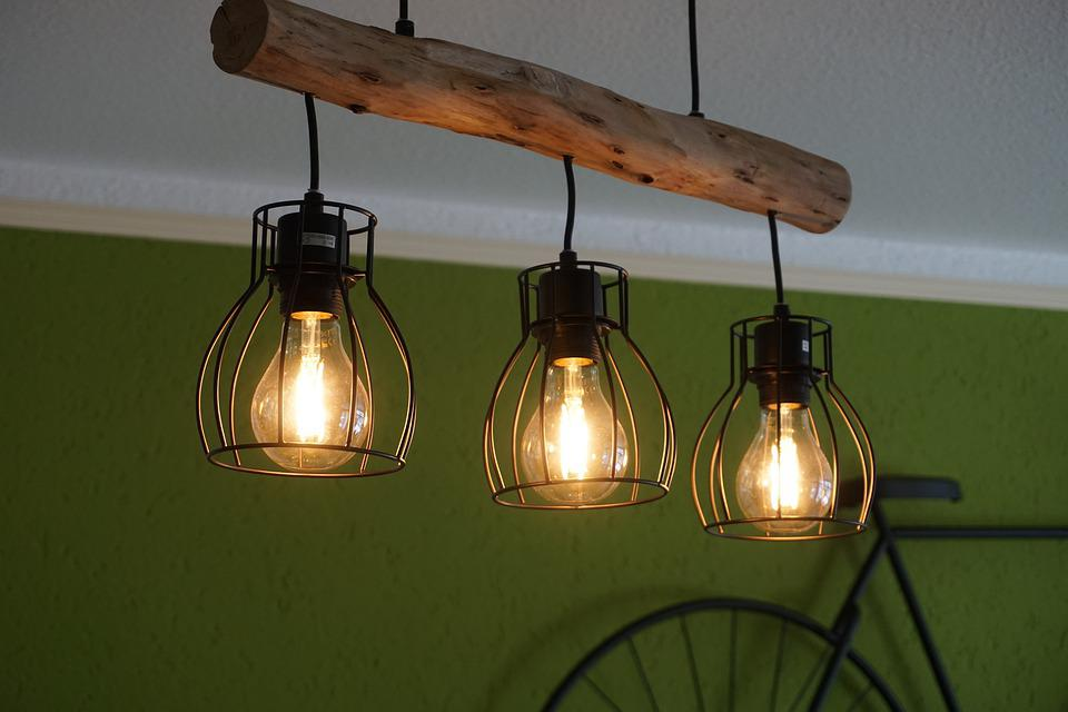 Lamps, Deco, Light, Decoration, Lighting, Shining