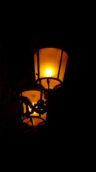 Street Lamp, Lighting, Lamp, Lantern, Light