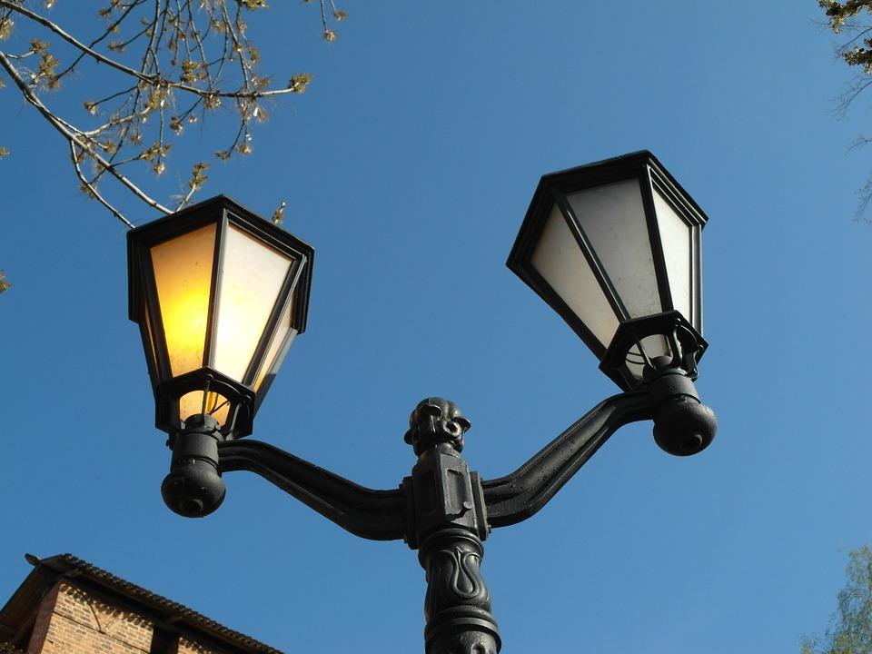 Lantern, Sky, Light