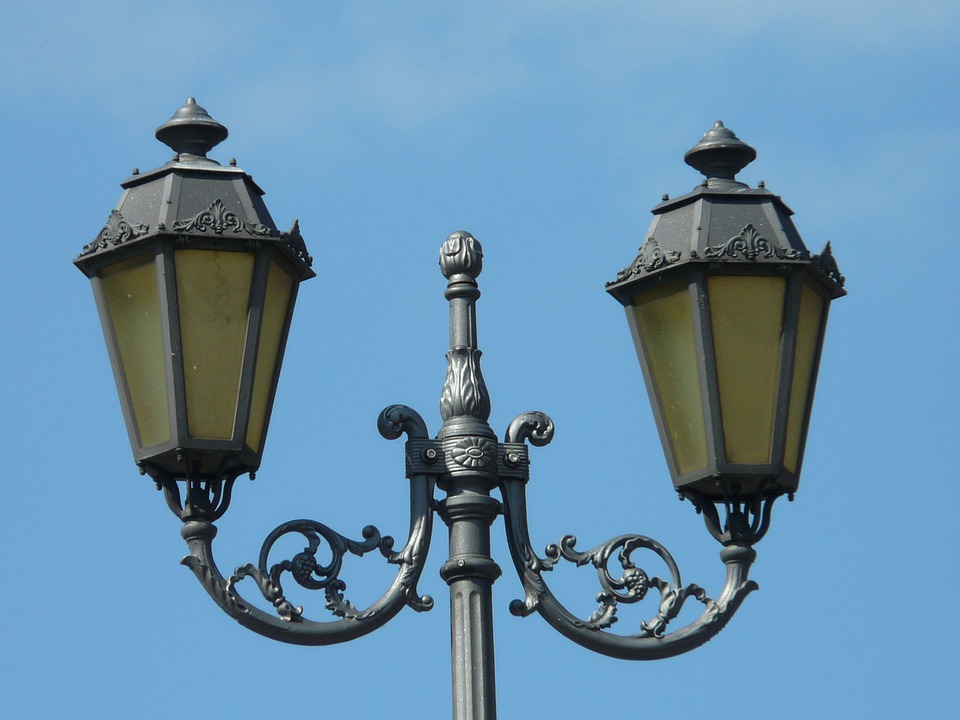 Lantern, Street Lamp, Lamp, Light, Lighting