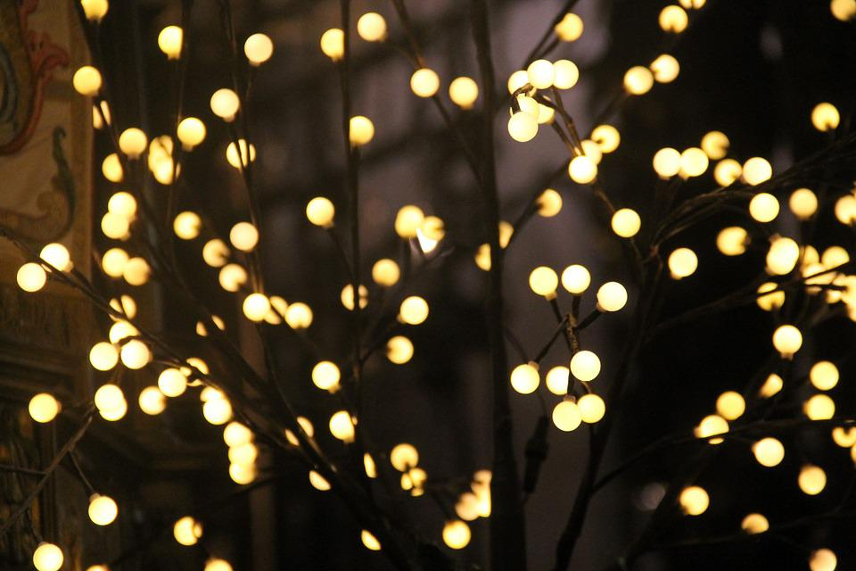 novelty outdoor warm flower product white christmas x decorative string curtain birthday wedding home led party lights light garlands fairy