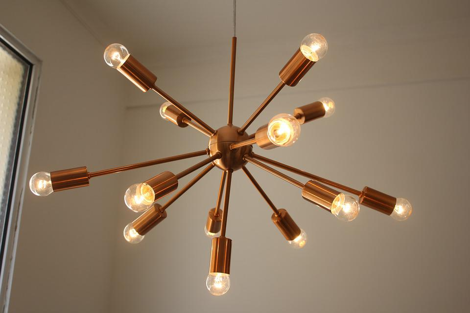 Light, Chandelier, Lamp, Decoration, Luminaire