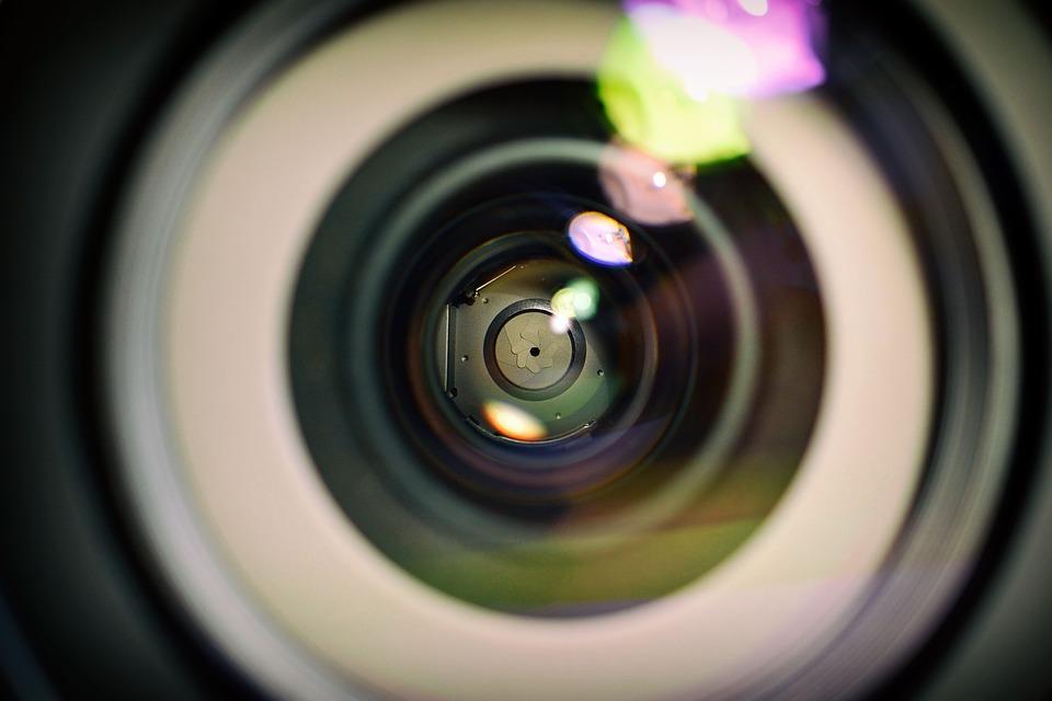 Aperture, Lens, Optics, Glass, Nikon, Reflection, Light