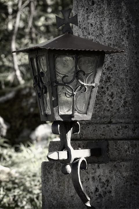 Lamp, Lighting, Light, Lantern, Candlestick, Outdoor