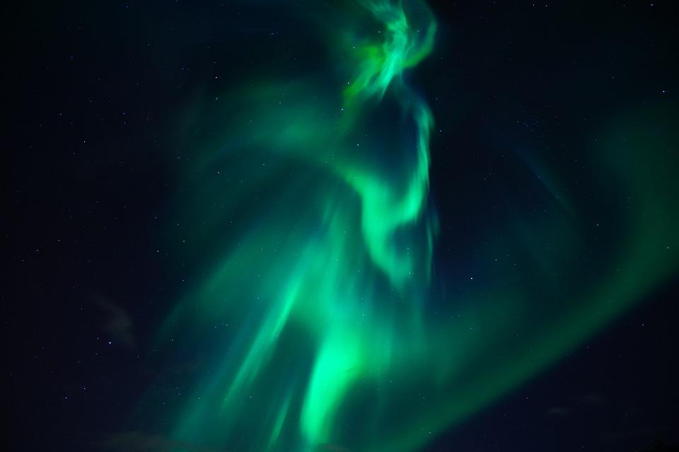 Northern Lights, Aurora, Light Phenomenon, Shining