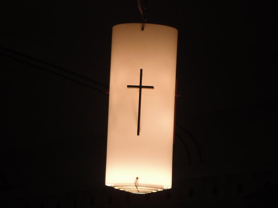 Cross, Light, Religion, Christianity, Symbol, Religious