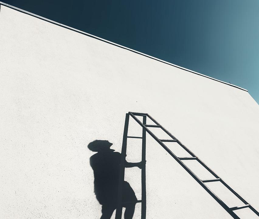 Shadow, Light, No People, Low Angle, Building, Idea