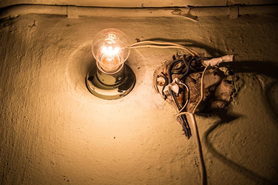 Lamp, Entrance, Pattern, Light, Riddle, Fear, Story