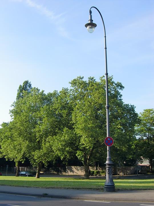 Street Lamp, Lantern, Lighting, Light