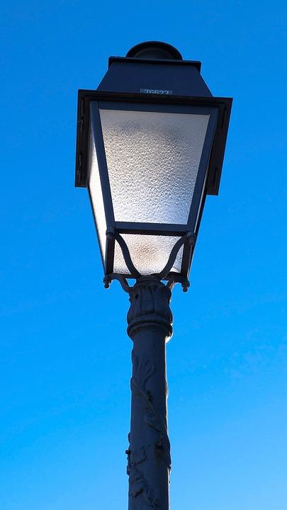 Lighting, Light, Street Light, Lamp, Spot, Day