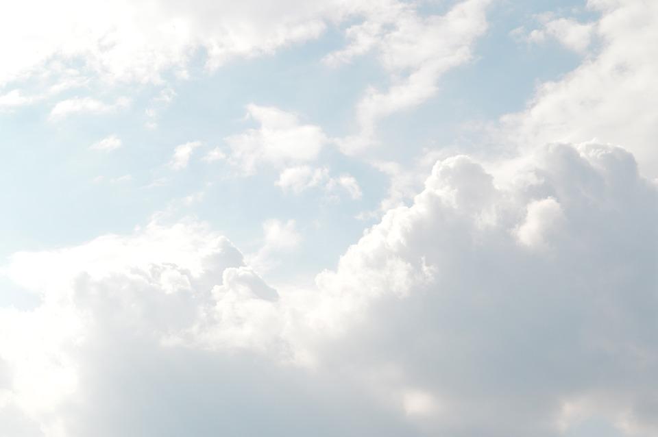 Light, Sky, Sunny, Clouds, Cloudy, Weather, Blue