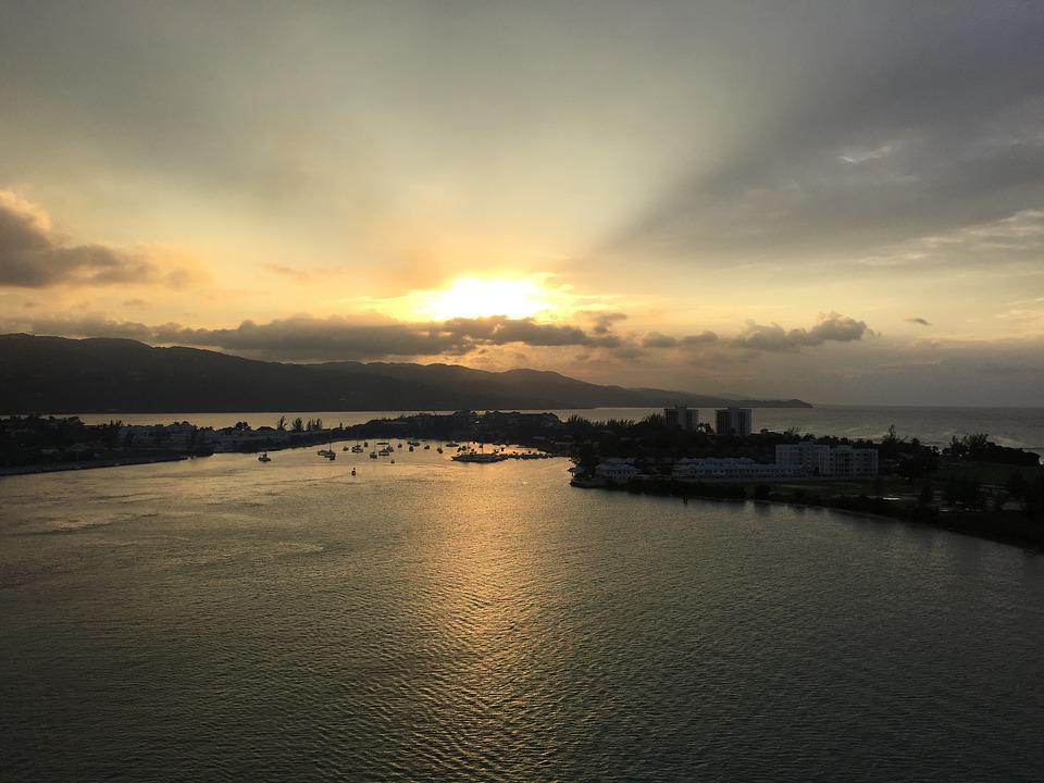 Sunset, Light, Beautiful