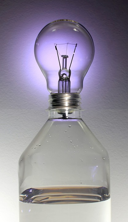 Light, Eco, Water, Bottom, Ecology, Nature, Environment