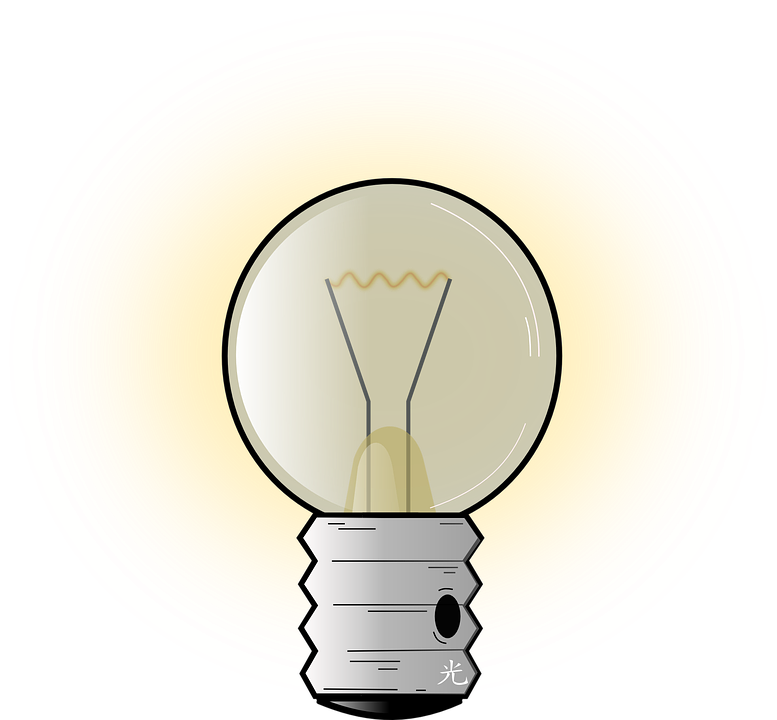 Lightbulb, Incandescent, Electricity, Energy, Invention