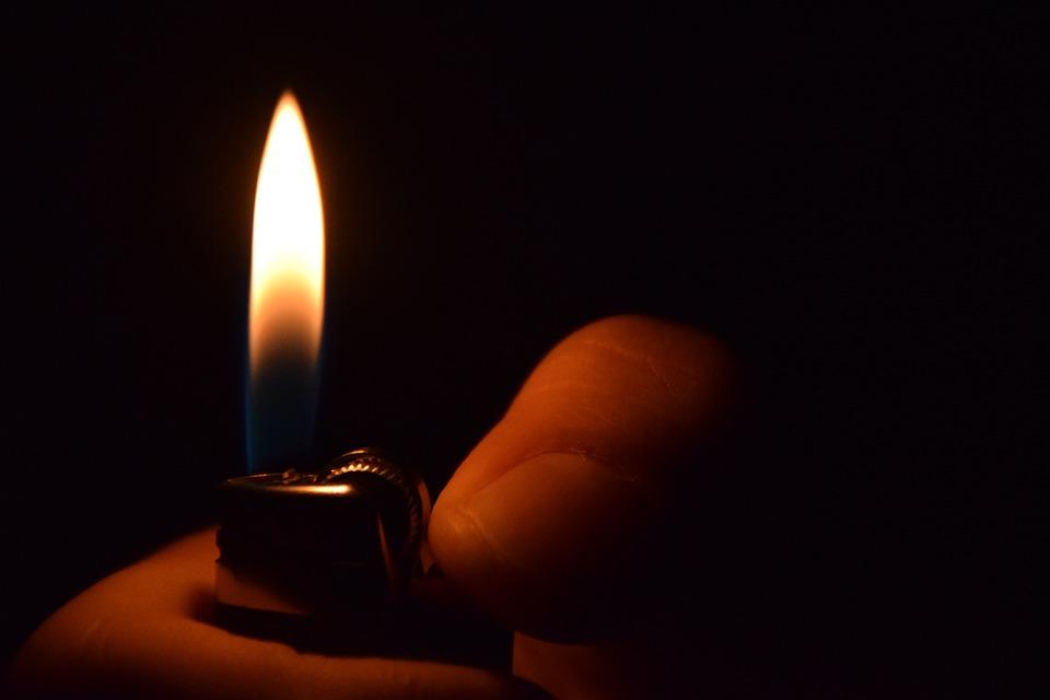 Fire, Hot, Lighter