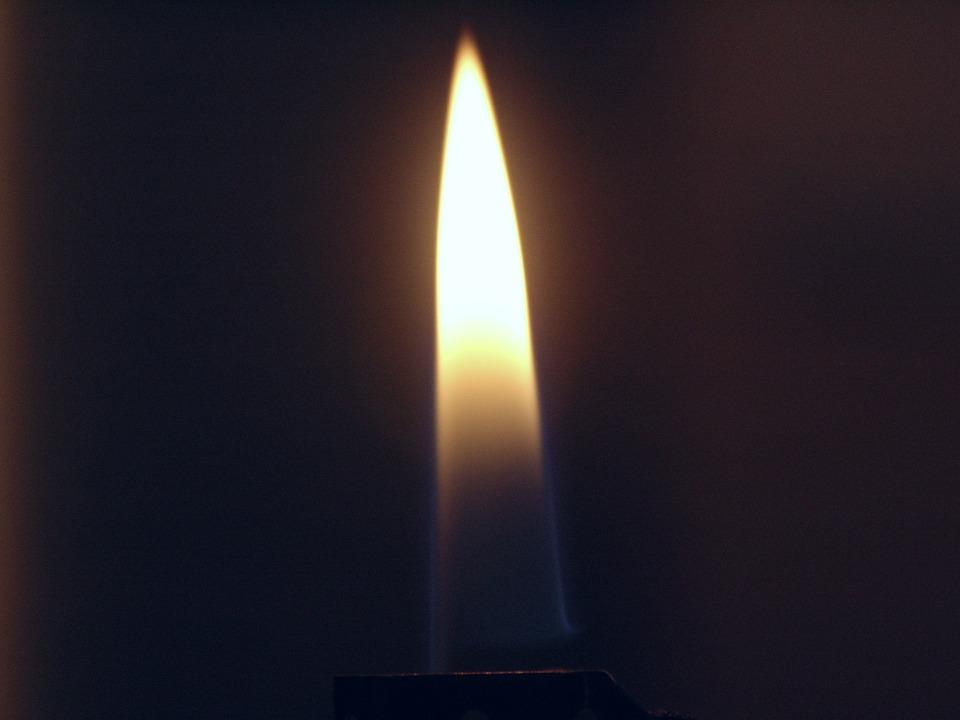 Flame, Lighter, Fire
