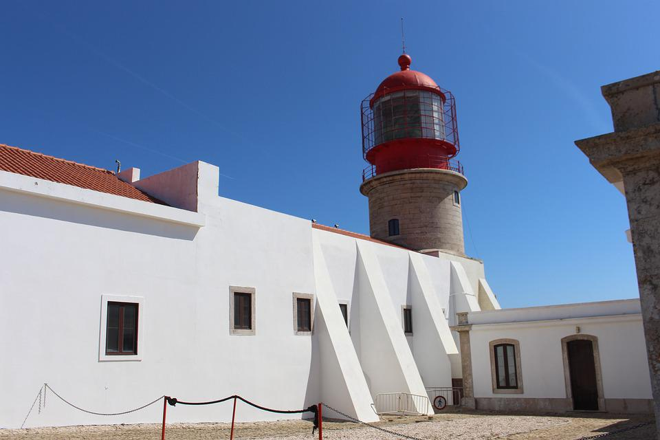Lighthouse, Portugal, Sintra, Algarve