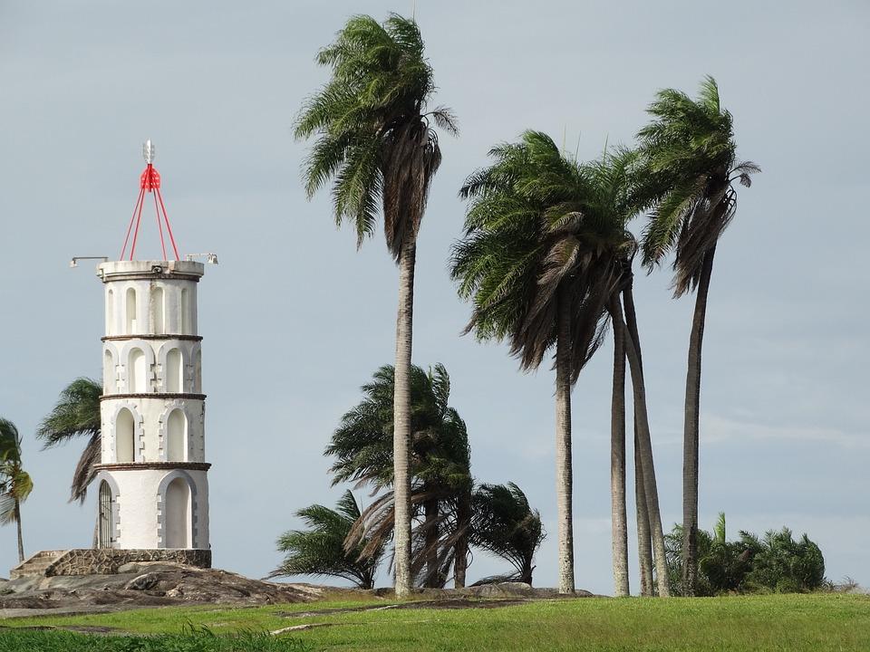 Lighthouse, Kourou, French Guiana
